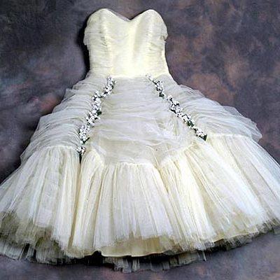 Prom Dress, 1956