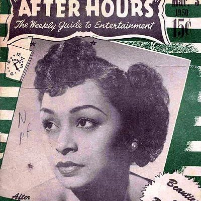 """New Jersey """", After Hours"""", Mar. 3, 1950"""