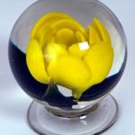 Paperweight, Whitall Tatum Glass Company