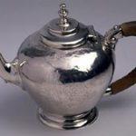 Teapot by Elias Boudinot